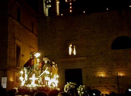 La Processione degli Otto Santi: la notte più lunga dell'anno