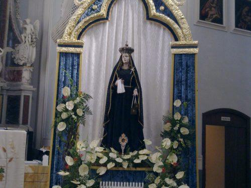 Solenni Festeggiamenti della B.V. Addolorata nella Chiesa di S. Domenico