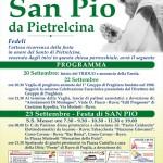 La comunità del SS. Redentore festeggia San Pio da Pietralcina