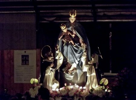 Mese di Ottobre, mese del Rosario. Il programma delle celebrazioni in San Domenico