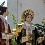 Festa dei Santi Medici Cosma e Damiano. Domenica 30 la Processione del simulacro.