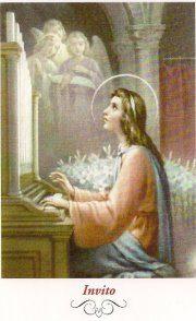 Martedì 22 Novembre: Festa di Santa Cecilia. Il Programma dei festeggiamenti