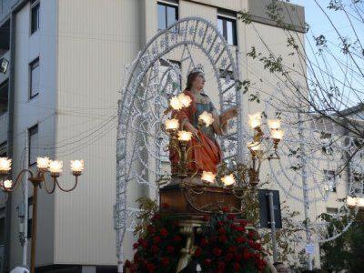 Festeggiamenti in onore di Santa Lucia. Il programma.