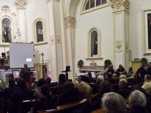 Il restauro del Gesù al Calvario. Resoconto della presentazione del 12 Dicembre.