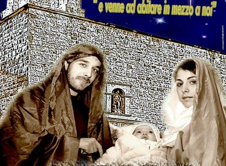 """""""e venne ad abitare in mezzo a noi"""". Nuova edizione del Presepe Vivente della Confraternita Opera Pia S. Rocco-"""