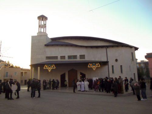 """""""Mobilità delle tende"""" in diocesi. Nuovi parroci a S. Lucia e a S. Michele Arcangelo"""