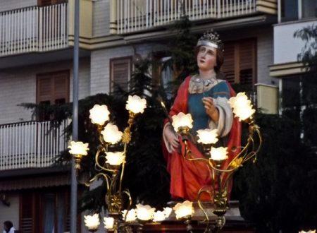 Festa di Santa Lucia. Il programma.