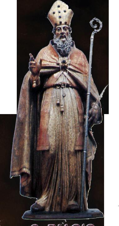 Statua S. Biagio Ruvo