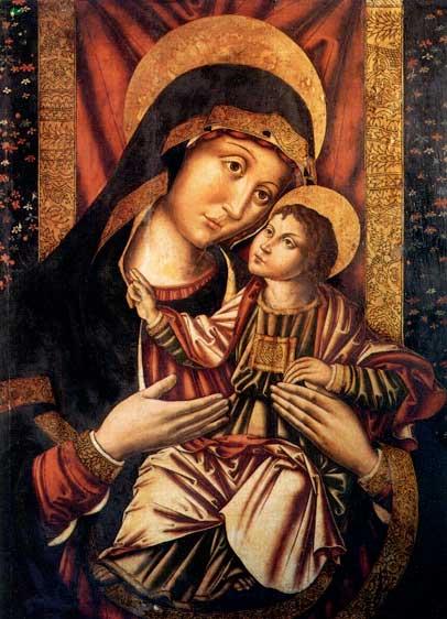 Madonna di Costantinopoli, ZT, Cattedrale di Ruvo
