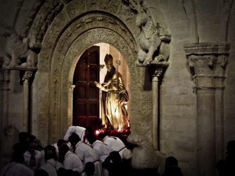 San Biagio 2012. Le foto dell'uscita della Processione.