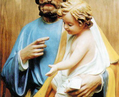 Festa di San Giuseppe: note sulla statua nella Chiesa del Redentore