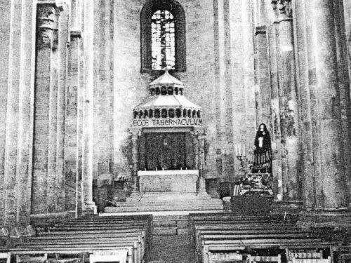 """Una tradizione scomparsa: le """"Marie"""" ai Sepolcri del Giovedì Santo"""