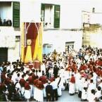 Festa patronale dell'Ottavario del Corpus Domini: le origini della festa nella tradizione orale