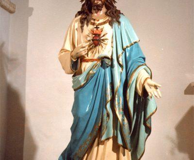 Ruvo e il Sacro Cuore di Gesù. Cenni storici sul centro locale della Guardia d'onore.