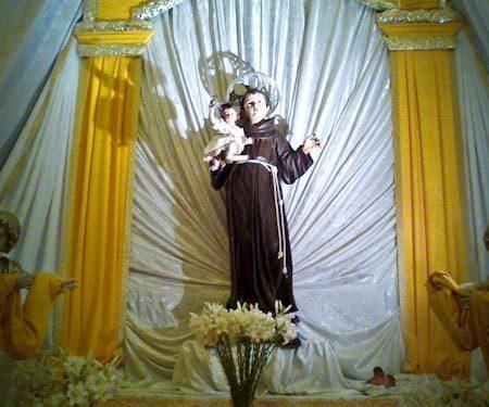 Festa di S. Antonio di Padova. In Sant'Angelo si ritorna a festeggiare uno dei patroni minori di Ruvo.