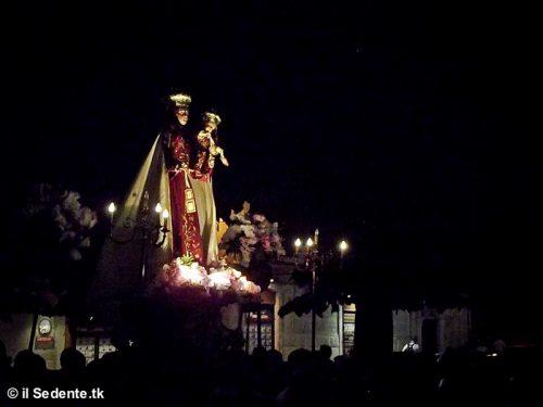 Festa della Madonna del Carmine. Le foto dell'esposizione della Statua e della Processione