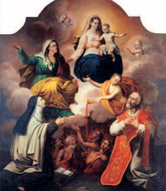Festa di S. Anna. Al Redentore si festeggia la patrona delle gestanti, delle mamme e dei nonni