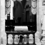 San Lorenzo, note sulla statua in pietra della Cattedrale
