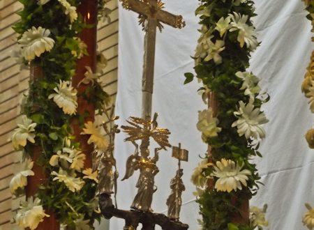 Festa dell'Esaltazione della Croce nella Chiesa del Carmine