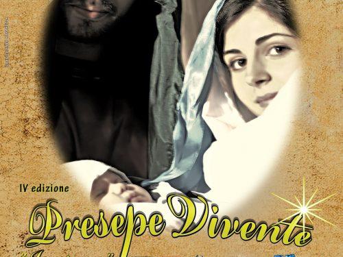 Presepe Vivente insieme nel centro storico di Ruvo di Puglia