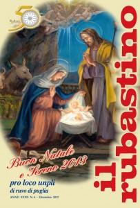Il Rubastino Giornale locale Ruvo di Puglia Natale