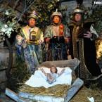 Ruvo di Puglia accoglie i Re Magi di Crispiano ai piedi del Presepe