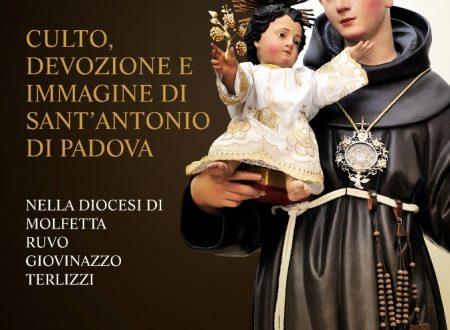 """Presentazione del libro """"Culto, devozione e immagine di S.Antonio"""" in diocesi"""