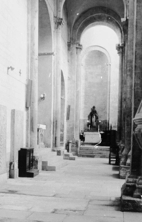 San Biagio, 1970