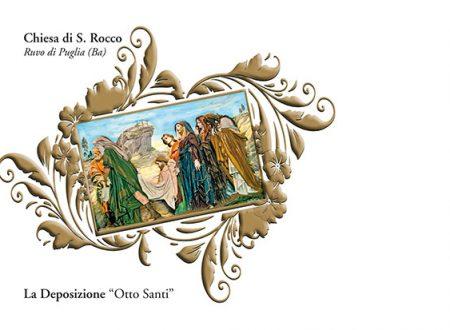Annullo filatelico per la processione degli Otto Santi