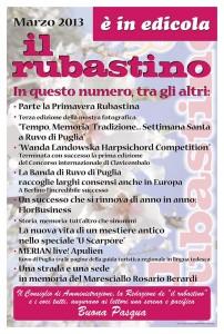 Rubastino Marzo 2013