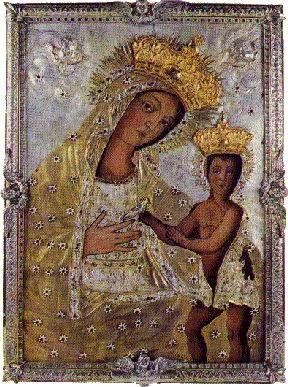 Madonna di Costantinopoli - Cattedrale di Bari