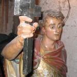 San Espedito. Perchè una statua nella chiesa del Purgatorio?