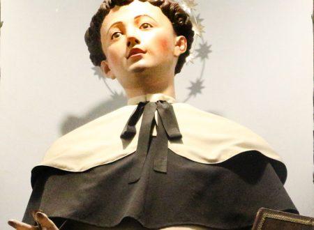 Il magnanimo San Vincenzo Ferrer della chiesa di San Domenico a Ruvo di Puglia