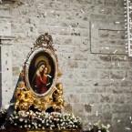 La Vergine del Buon Consiglio nella chiesa di San Rocco
