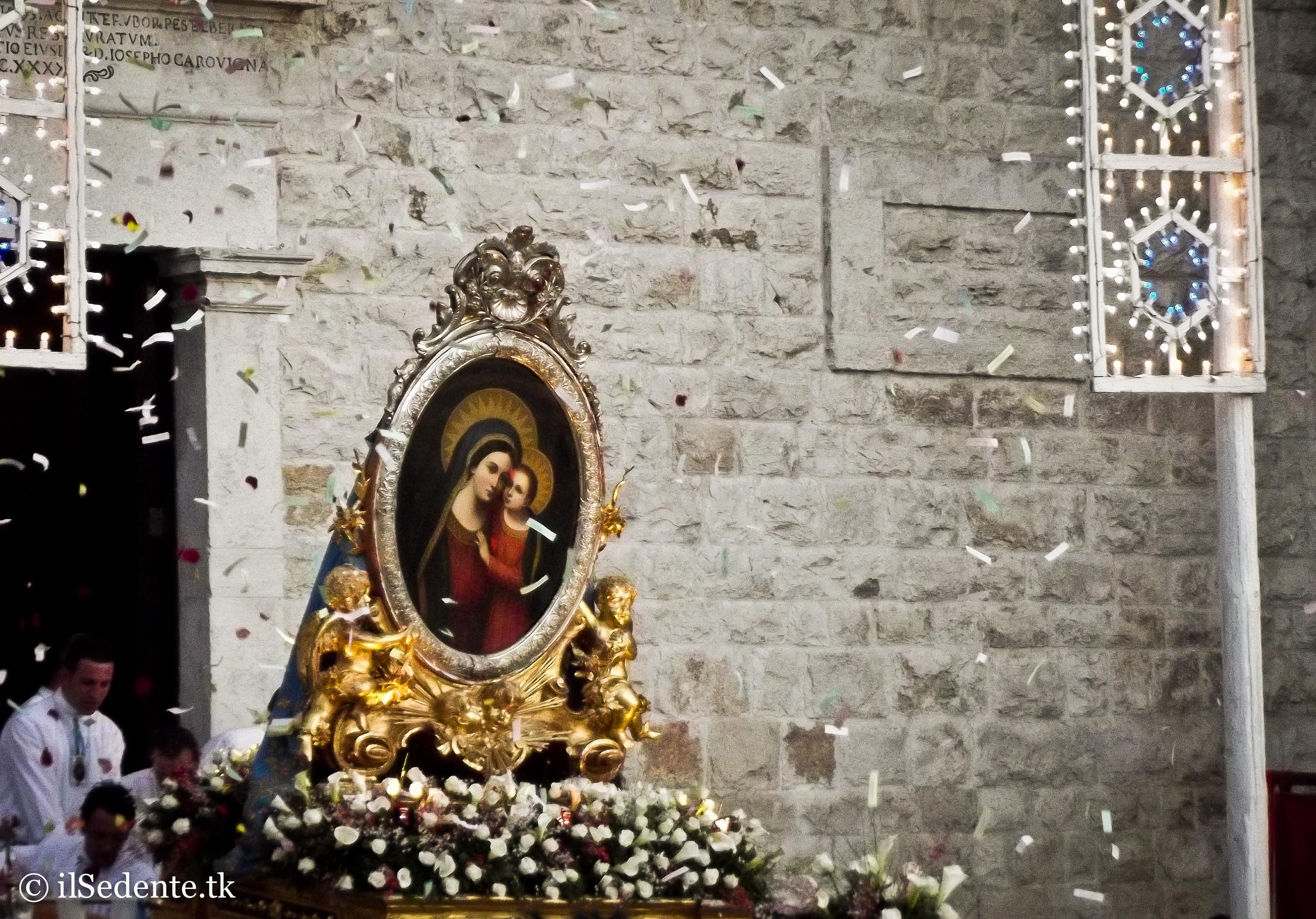 Processione della Madonna del Buon Consiglio