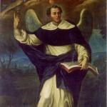 San Vincenzo Ferrer nella chiesa di san Domenico
