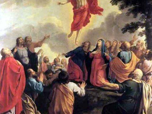 La processione delle rogazioni a Ruvo nel giorno dell'Ascensione