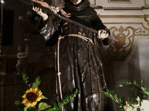 Iconografia di san Francesco d'Assisi nelle chiese ruvesi