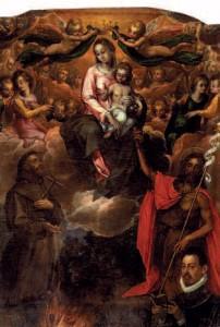 Madonna degli Angeli, chiesa di sant'Angelo
