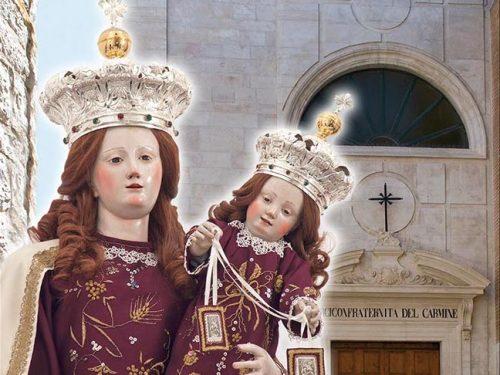 La chiesa e l'Arciconfraternita del Carmine a Ruvo di Puglia – l'introduzione di Cleto Bucci
