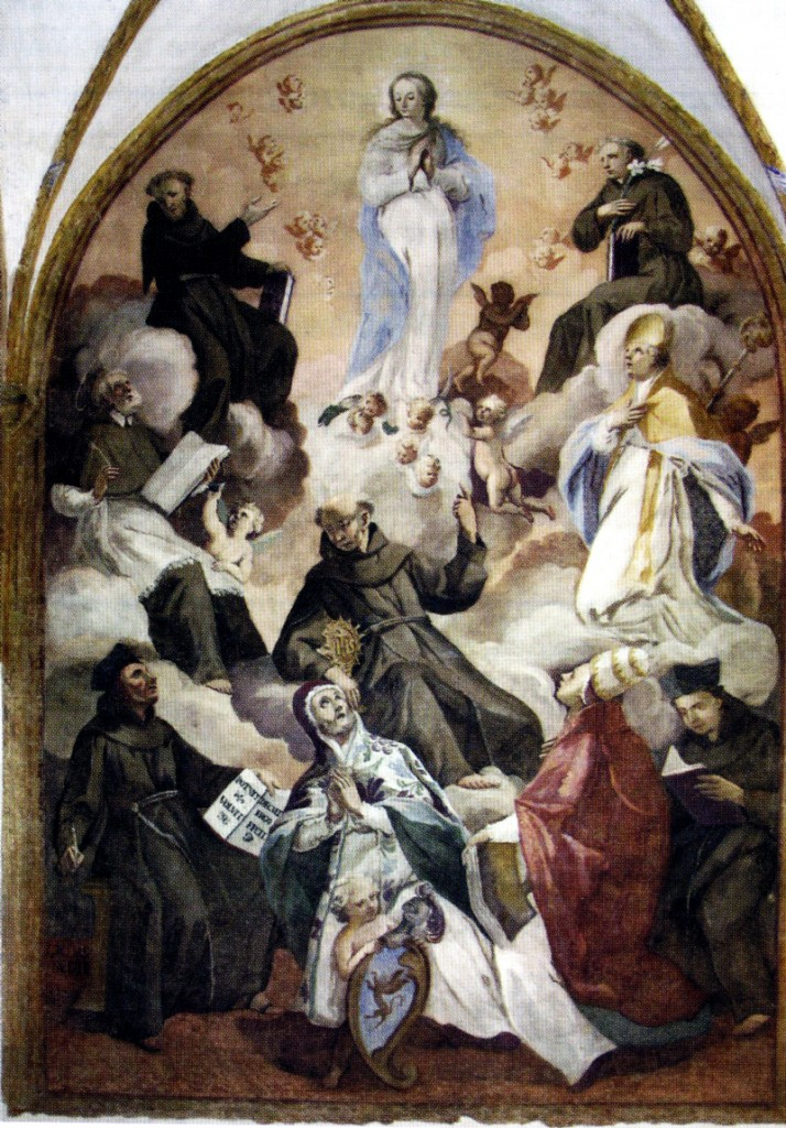 M. Capotorti, Immacolata e Santi (cfr v. nota 4)