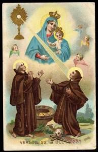 Madonna del Pozzo e santi