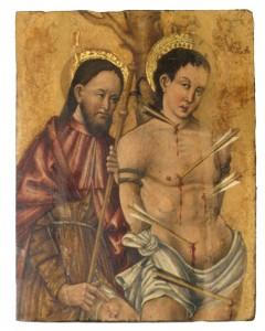 Polittico ZT San Rocco e San Seb