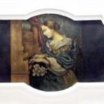 Il dipinto di Santa Cecilia nella chiesa del Purgatorio