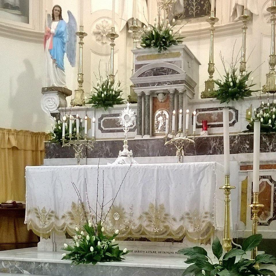 Quarantore Carmine Ostensorio