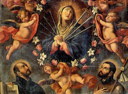 Lotta tra poteri: il dipinto della Madonna dei sette dolori e l'interdetto ecclesiastico