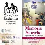 Memorie Storiche. Viaggio nella Ruvo del XVIII Secolo