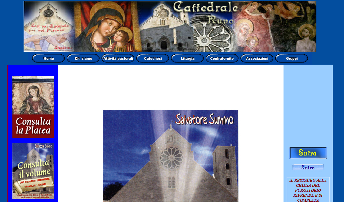 E' online la Platea della Cattedrale in formato digitale