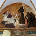 13 giugno festività di Sant'Antonio, visite guidate al ciclo di affreschi nel Convento dei Minori Osservanti