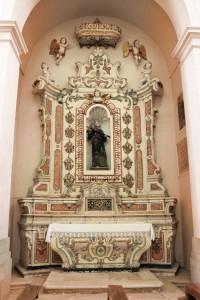Cappella di san Francesco nella chiesa di sant'Angelo